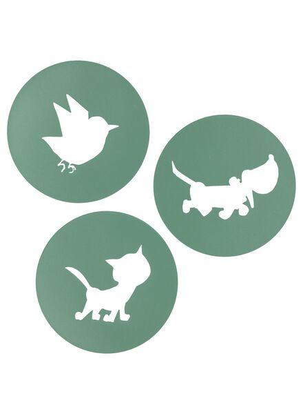 3 stencils Jip & Janneke - 80840014 - hema