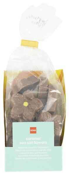 caramel sel marin fleurs - 10320030 - HEMA