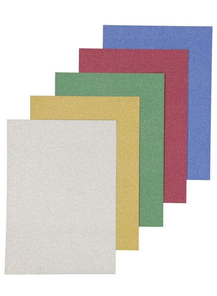Image of HEMA 20-pack Glitter Paper