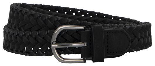 Damen-Gürtel schwarz schwarz - 1000018096 - HEMA