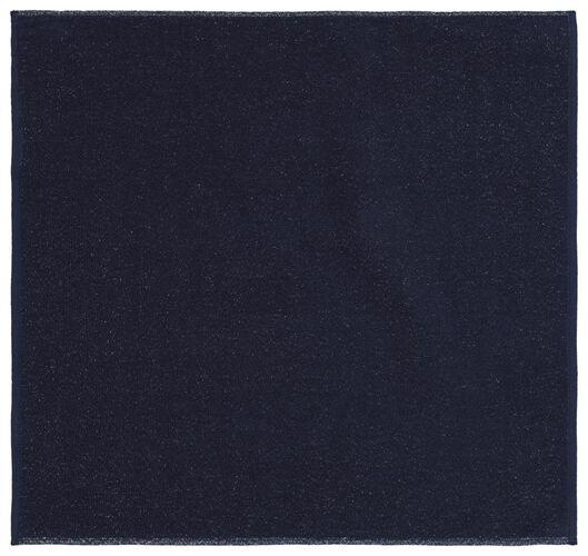 Geschirr- und Küchenhandtuchset, Sterne, blau - 5400076 - HEMA