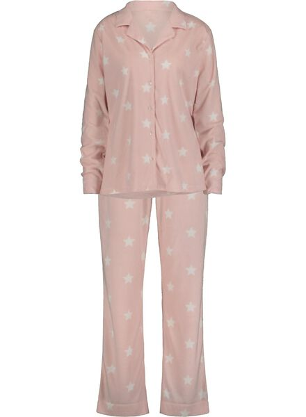 women's pyjamas light pink light pink - 1000017255 - hema