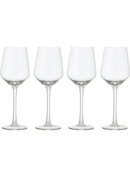 4-pack white wine glasses - 9401011 - hema