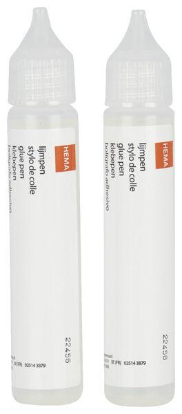 2 stylos à colle - 30 ml - 14810085 - HEMA