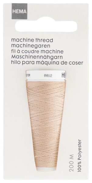machine/hand sewing thread 200 metres old rose machine thread old pink - 1422034 - hema