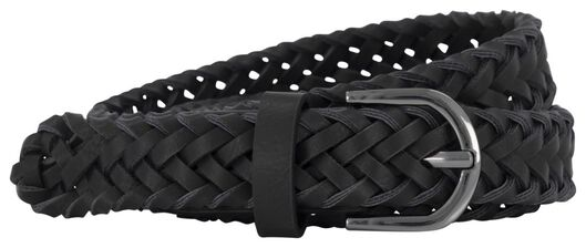 ceinture femme noir noir - 1000018096 - HEMA