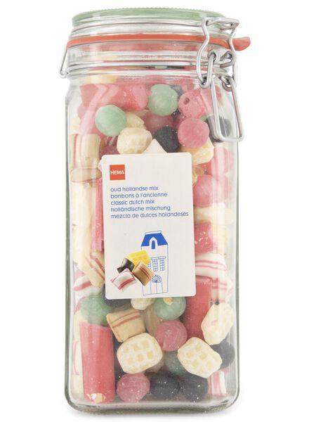 bocal de bonbons à l'ancienne 1 kilo - 10500024 - HEMA