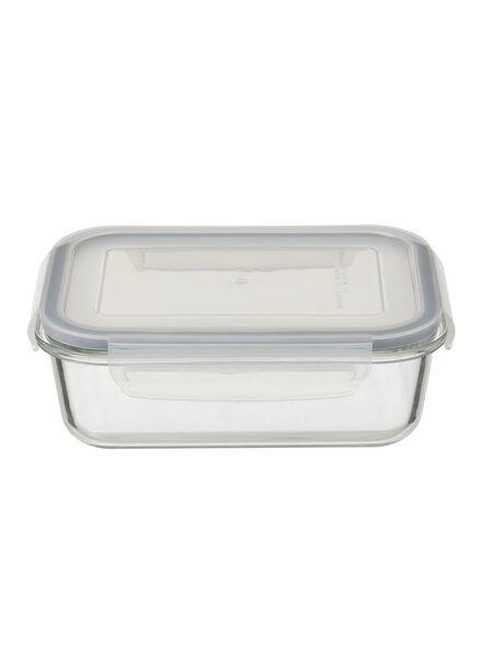 Vorratsglas mit Clipverschluss, 1 L - 80810291 - HEMA