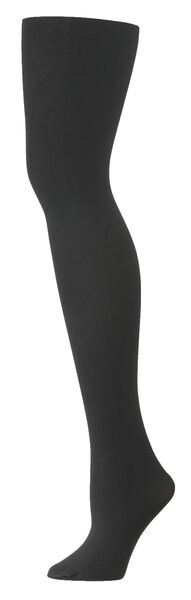 velvet temp-tech tights opaque 60 denier black black - 1000001189 - hema