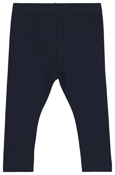 2-pack baby leggings blue blue - 1000020341 - hema