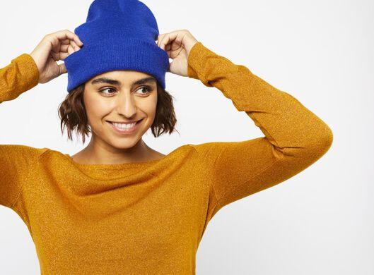 Damen-Mütze, recycelt - 16440006 - HEMA