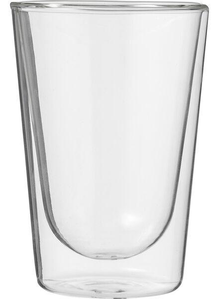Doppelwandiges Glas – 350 ml - 80682146 - HEMA