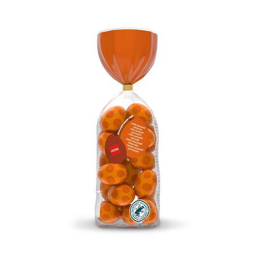 paaseieren karamel zeezout 190gram - 10092010 - HEMA