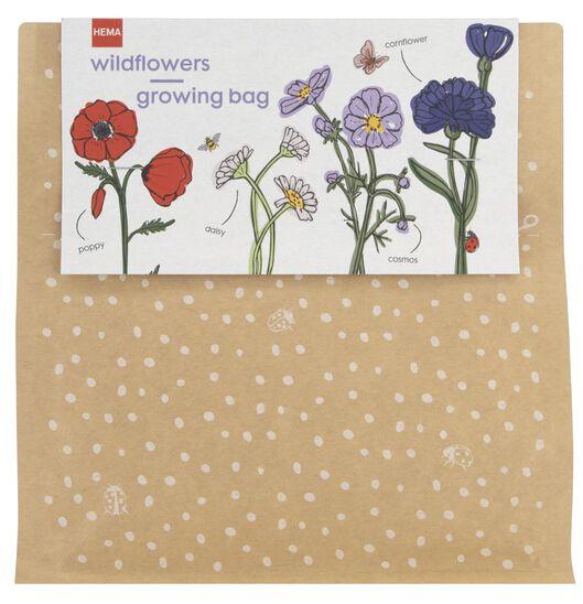 Anzuchtset Wildblumen - 41810276 - HEMA