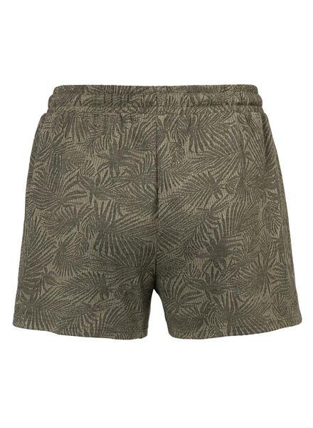 women's shorts army green army green - 1000007718 - hema