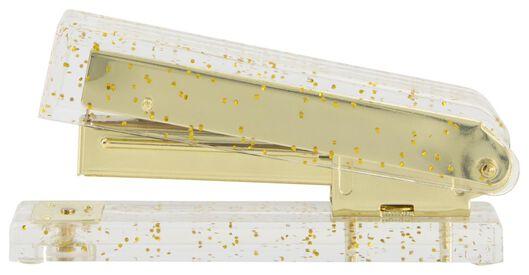 agrafeuse dorée - 14802904 - HEMA