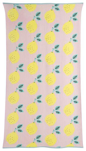 beach towel velvet 90 x 180 - 5290033 - hema