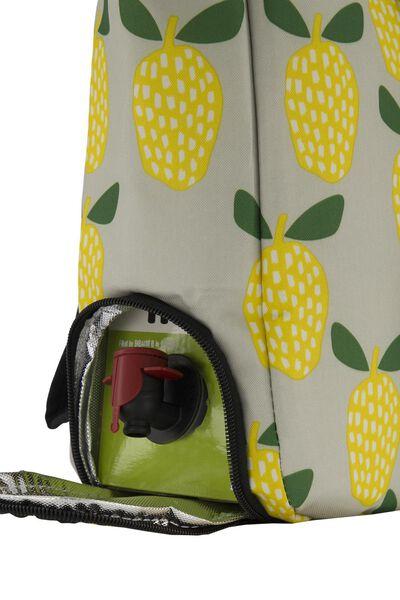 koelrugzak 34x24x12 fruit - 41540021 - HEMA