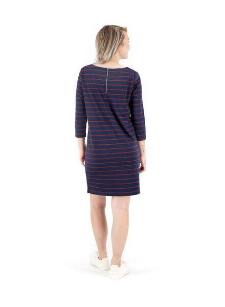robe femme bleu foncé bleu foncé - 1000014827 - HEMA