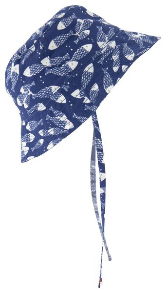 baby hat blue blue - 1000018541 - hema