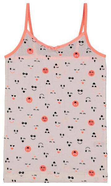 2-pack children's vests grey melange grey melange - 1000017795 - hema