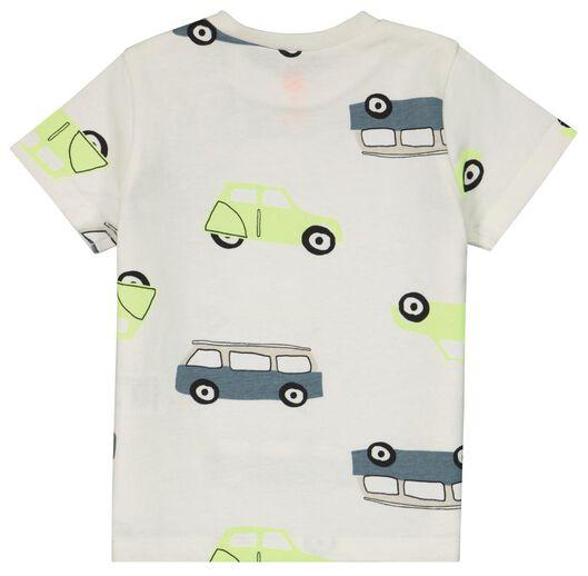 Baby-T-Shirt, Busse eierschalenfarben 98 - 33113447 - HEMA
