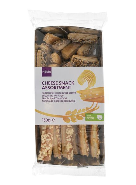 butter cheese savoury snacks - 10661405 - hema