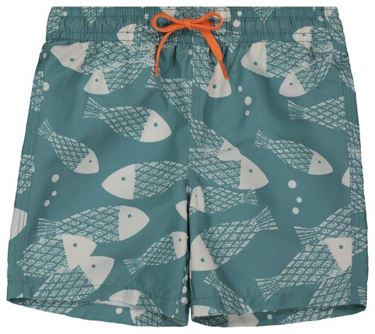 baby swimming shorts green green - 1000018580 - hema