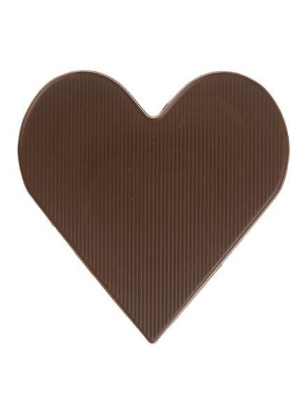 chocolat au lait coeur - 10370153 - HEMA