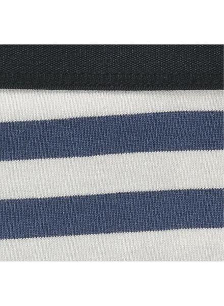 3er-Pack Kinder-Boxershorts blau blau - 1000009251 - HEMA