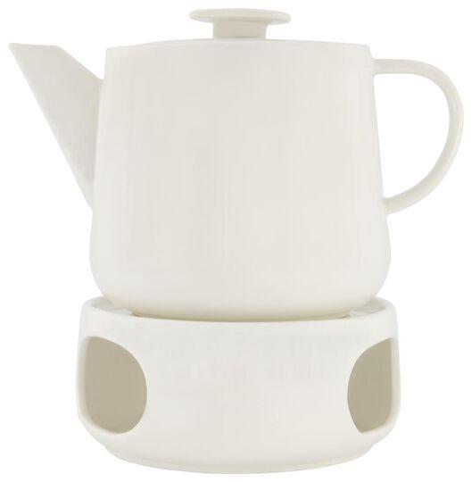 tea light holder - Chicago white - 9602141 - hema
