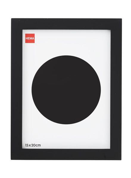 photo frame 15 x 20 cm 15 x 20 black - 13680020 - hema