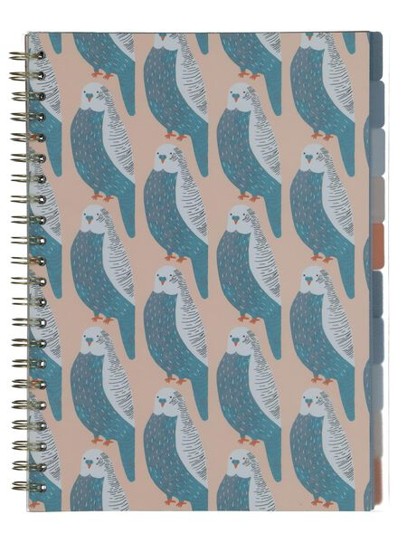 lecture notebook 10-in-1 A4 - French-ruled (Seyès) - 14135830 - hema