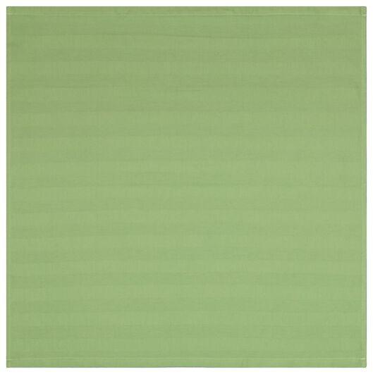 Geschirrtuch, 65 x 65 cm, Baumwolle, hellgrün - 5410122 - HEMA