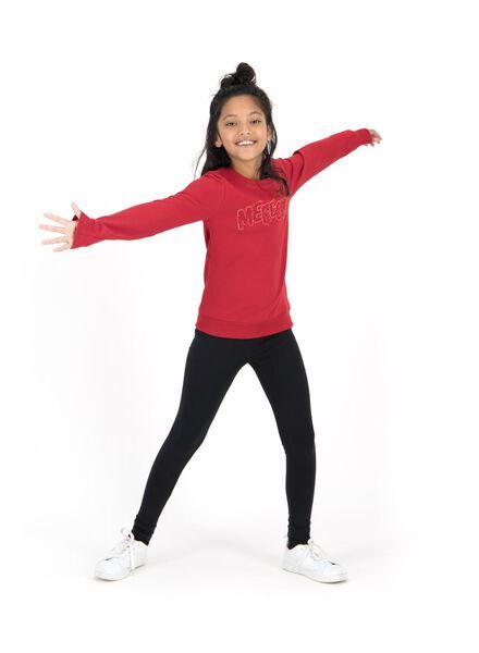 children's leggings black black - 1000013981 - hema