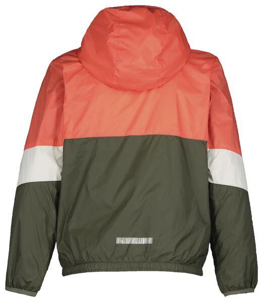 children's jacket with a hood green green - 1000017754 - hema