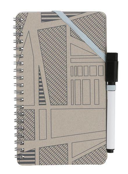 whiteboard notebook - 60700446 - hema
