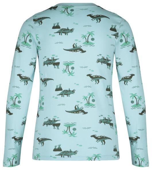 Kinder-Pyjama grün grün - 1000018305 - HEMA