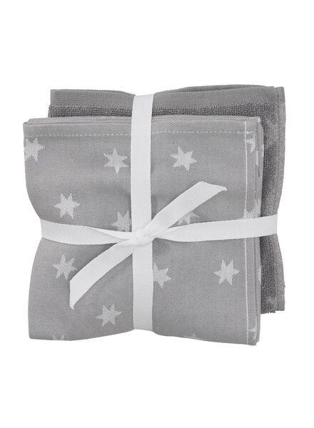 Image of HEMA 2-pack Tea- And Kitchen Towel