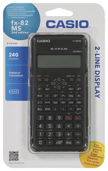 calculatrice de poche casio FX-82MS - 14882082 - HEMA