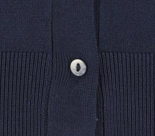 gilet femme bleu foncé bleu foncé - 1000014777 - HEMA