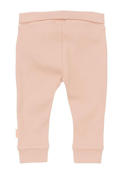 newborn-premature trousers bamboo stretch light pink light pink - 1000013402 - hema