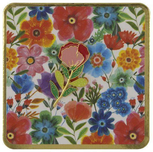 épingle fleur 4,5x2,5 - 61122417 - HEMA