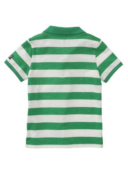 polo enfant vert vert - 1000013278 - HEMA