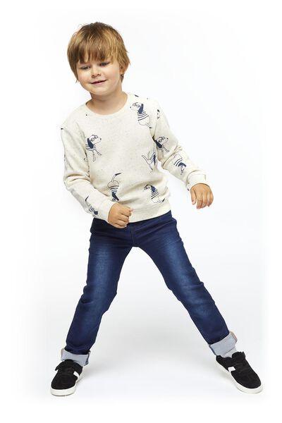 Kinder-Skinnyjeans dunkelblau 92 - 30770330 - HEMA