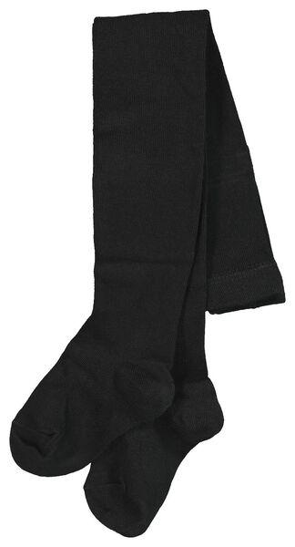 Kinder-Strumpfhose schwarz schwarz - 1000014807 - HEMA
