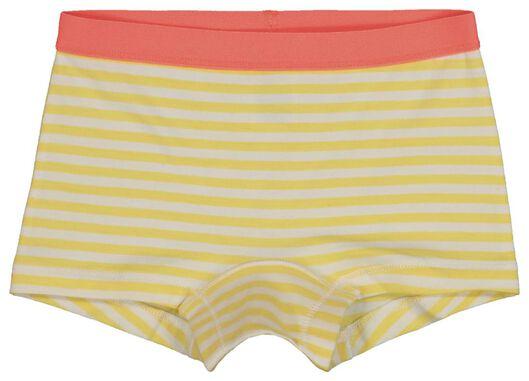 3er-Pack Kinder-Boxershorts mintgrün mintgrün - 1000018309 - HEMA