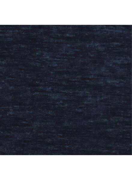 housse de coussin - 50 x 50 - bleu - 7392026 - HEMA
