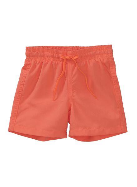 HEMA Baby Badehose Orange