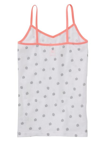 2-pack children's vests grey melange grey melange - 1000007304 - hema